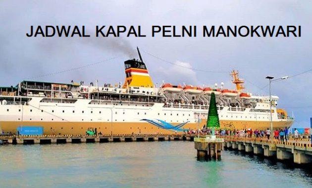 Jadwal Kapal Pelni Manokwari