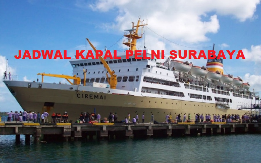 jadwal kapal pelni surabaya