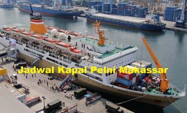 Jadwal Kapal Pelni Makassar